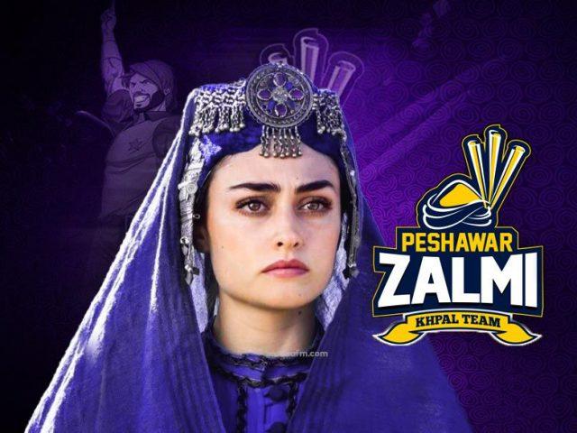 Esra bilgic has confirmed association with peshawar zalmi for psl!