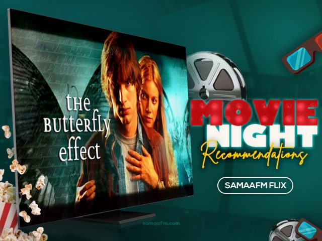 Friday Flix Movie Review: The Butterfly Effect