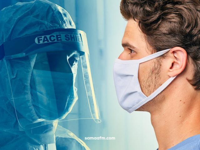 Why plastic face shields aren't a safe alternative to cloth masks