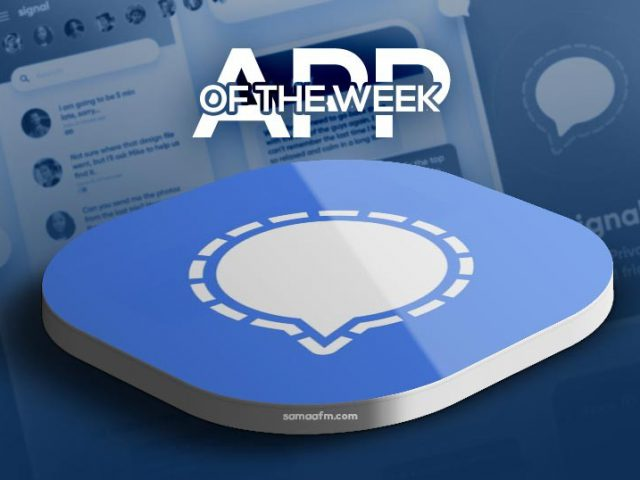 App Of The Week: Signal Private Messenger