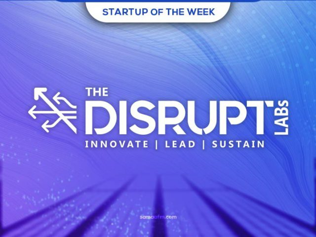 TechTuesday: Startup Of The Week The Disrupt Labs!