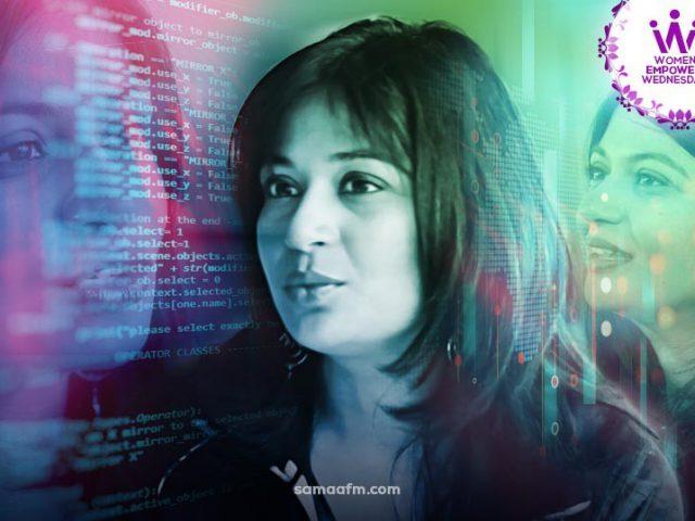 WomenEmpowerWednesday: Sheba Najmi Taking Civic Innovation To Heights!