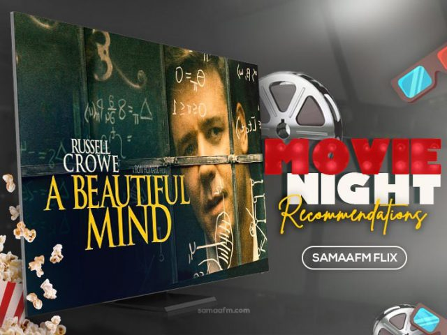 Friday Flix Movie Review: A Beautiful Mind
