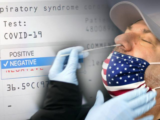 Negative covid-19 test is now mandatory for all U.S arrivals