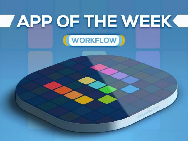 App Of The Week: Workflow Management