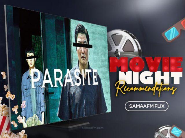 Friday Flix Movie Review: Parasite