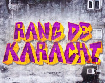 Rang De Karachi painting the City of Lights with positivity and love!