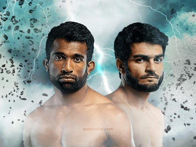 MMA Showdown PAKvIND: Mujtaba And Rahul To Fight in Lightweight Match