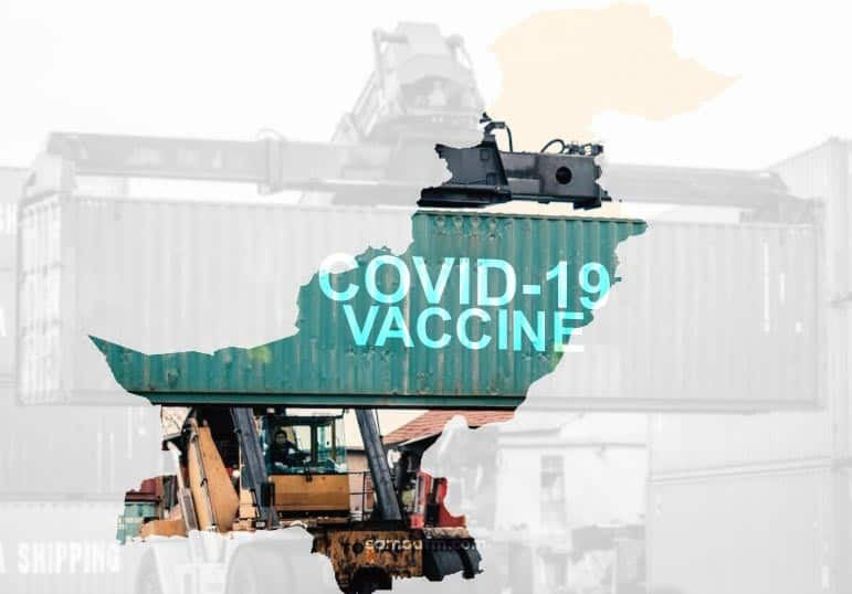 Pakistan receives first covid vaccine shipment from China