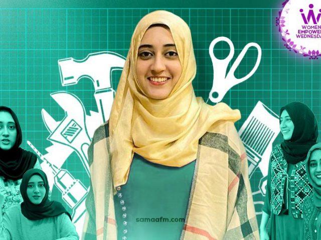 WomenEmpowerWednesday: The crafty queen Ramma Jafri
