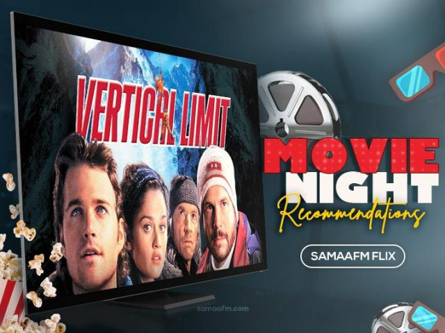 Friday Flix Movie Review: Vertical Limit