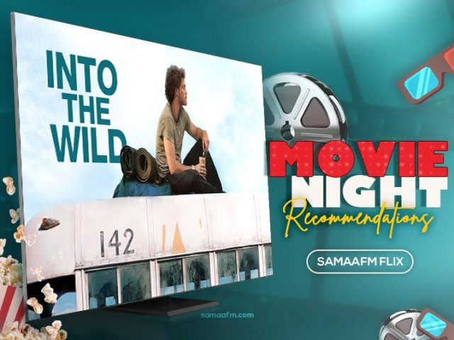 Friday Flix Movie Review: Into The Wild