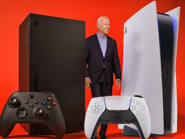 Joe Biden launches investigation for missing PS5 and Xbox series X stock