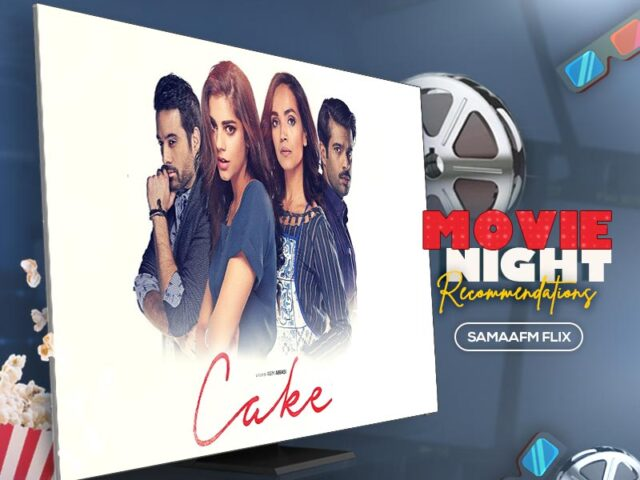 Friday Flix Movie Review: Cake