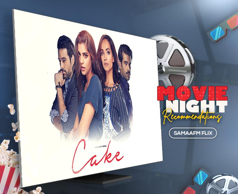 friday flix movie review cake
