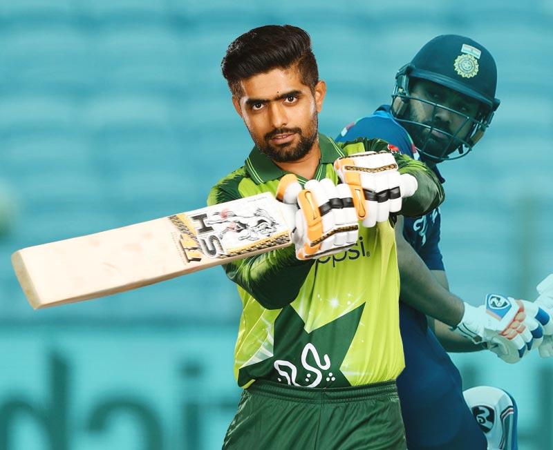 Babar Azam takes Rohit Sharma's spot in the latest ODI rankings