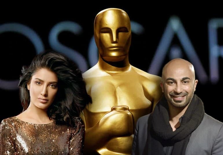 Mehwish Hayat and HSY to be at the Oscar Selection Committee this year